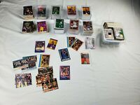 Set Bulk NBA Basketball Cards Sports Memorabilia Collectible Hall of Fame Player
