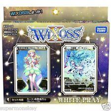 TAKARA TOMY WIXOSS WXD-09 DECK WHITE PRAY 48 TCG CARDS WX83222