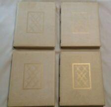 Livre - Dictionnaire Encyclopedique LAROUSSE 4 volumes /1979 / COULEURS