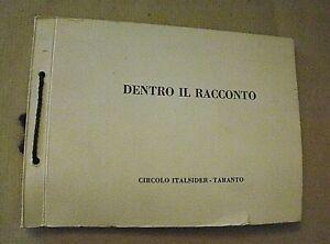 Federica Di Castro DENTRO IL RACCONTO / Circolo Italsider Taranto 1982