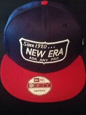 "New Era 9Fifty ""Since 1920..."" Snapback Hat Purple/Red New"