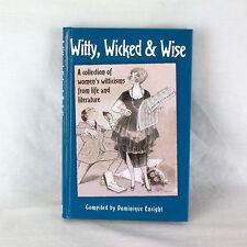 Witty, Malvado y Sabio: Un Colección de Historical Donaires De Vida