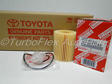 Toyota Genuine OEM Oil Filter 04152-YZZA5 Pack of 10