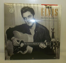 Elvis Presley The King Private Moments 16 Month 2000 Calender