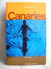 * Atlas des voyages: Canaries 1966, Lambert