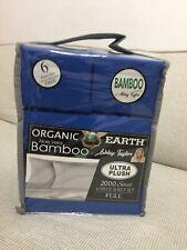 Organic Earth Aloe Vera bamboo sheets