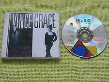 Vince Jones & Grace Knight Come In Spinner 1990 CD Album Contemporary Jazz