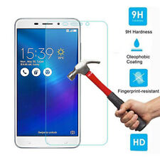 2.5D 100% Tempered Glass Screen Protector Guard Film Case For Asus Zenfone Phone