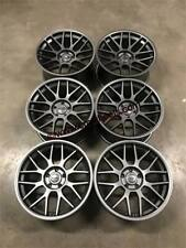 "19"" Strom STR2 RC Alloy Wheels Gun Metal BMW E90 E91 E92 E93 ARC 8 BBS RC Style"