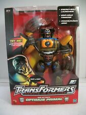 Transformers RID Beast War Air Attack Optimus Prime Primal 1Action Figure ~ MISB
