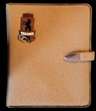 1936 Berlin Olympic RARE Mini BOOK / Germany. with front page Berlin Bear