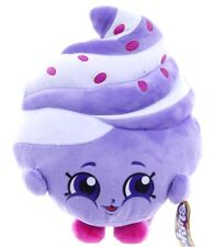 "NEW OFFICIAL 9"" SHOPKINS SOFT TOY MARY MERINGUE PLUSH SOFT TOY"