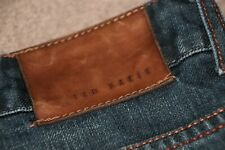 GENUINE TED BAKER DIXIE DEANS 30R BUTTON FLY JEANS IN GOOD CONDITION