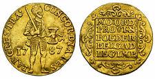 Netherlands - Utrecht - Gouden Dukaat 1787