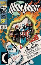 MARC SPECTOR : MOON KNIGHT #50 <> MARVEL COMIC <> 1993 <> nm