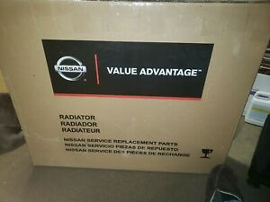 Genuine Nissan Radiator Assembly B1D00-JM00JNW open box for pictures