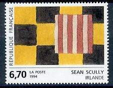 STAMP / TIMBRE FRANCE NEUF N° 2858 ** TABLEAU ART / SEAN SCULLY