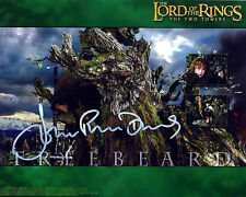 John Rhys Davies signed Lord of the Rings photo / autograph 8x10