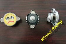 1.3 BAR 19 LBS/PSI HIGH PRESSURE CHROME RADIATOR CAP MAZDA MX5 RX7 RX8 323 GTX