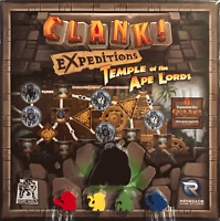Renegade Games Studios Clank! Expeditions: Temple of the Ape Lords Expansion