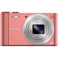 SALE SONY Cyber-Shot DSC-WX350 Digital Camera 20x Optical Zoom Pink Japanese