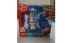 Mr Potato Head ~ Artoo - Potatoo with Princess Tater ~ Star Wars ~ Brand New