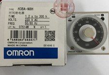 New IN BOX OMRON PLC H3BA-N8H  free shipping