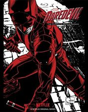 Daredevil: The Complete Second Season (Blu-ray Disc) BRAND NEW + FREE SHIPPING