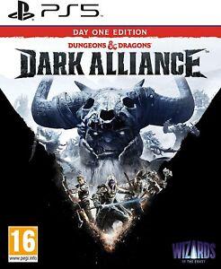 Dungeons & Dragons Dark Alliance Day 1 Edition (PS5)
