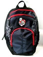 "Nintendo Super Mario Bros.18"" Backpack Laptop Sleeve School Bag New"