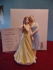 Royal Doulton pretty ladies Occasions Always Friends HN5683 NIB birthday shower