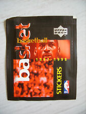 Upper Deck: Basketball ´97 / ´98, 50 volle Tüten, toprar von 1997 !!!