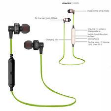 Écouteurs Intra Auriculaires Bluetooth v4.0 AWEI A990BL Sport Micro Contrôles