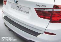 Voll Ladekantenschutz BMW X3 F25 M Paket PASSGENAU Abkantung RGM ab BJ 4.2014> M