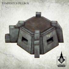 Imperatoris Tempestus Pillbox Kromlech HDF Tabletop Scenics KRTS115