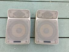 BMW E30 premium sound BEIGE rear speakers 325is M3 OEM