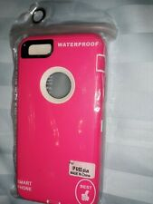 I Phone 6 Plus /6S Plus NEW Pink Plastic Phone Case
