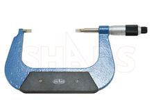 "SHARS 3-4"" Blade Micrometer NEW!!!"