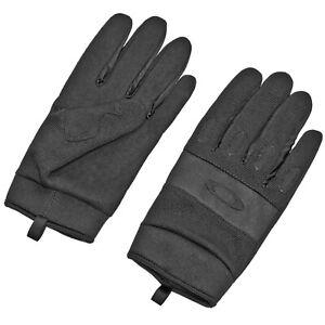 Oakley Men's Factory Pilot 2.0 Gloves SI Lightweight Black 900168-001 Size Large