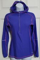 Women's Hind Active Running 1/2 zip Hoodie. Size  Small FREE SHIPPING!!