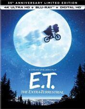 E.T. (35th Anniversary Ltd. Ed.) 4K Ultra HD + Blu-Ray + Digital HD