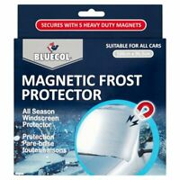 Bluecol - Magnetic Frost Protector Shield Car Windscreen Sun Shade Ice Snow