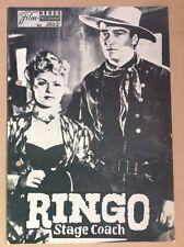 Ringo ( WNF 3502) - John Wayne / Claire Trevor