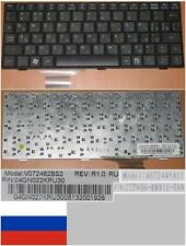 TASTIERA QWERTY RUSSO ASUS EEE EEEPC PC 700 701 900 V072462BS2 04GN022KRU30 Nero