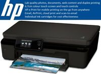 HP Photosmart 5520/5524 e-All-in-One WiFi Copy Scan Photo Printer Touch e-Print