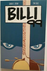 Billie 99 by Sarah E. Byam and Tim Sale (Batman, Spider-Man, Hulk)
