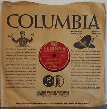 GENE KRUPA-ANITA O'DAY Hop Skip & Jump RARE VG+ 1946 COLUMBIA 78 Charlie Ventura