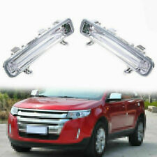 Fit Ford Edge 11 12 13 2014 LED Daytime Running Fog White Light Left+Right