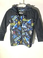 QUICKSILVER Skiing Snow Insulated Jacket Boys Size S Size 8 SNOWBOARD