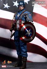 Hot Toys MMS156 ( 901384 ) Captain America  The First Avenger